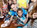Встреча с кумиром: Как олимпийский чемпион Верняев раздавал автографы в Киеве