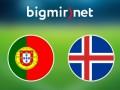 Португалия - Исландия 1:1 трансляция матча Евро-2016