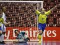 Футзал: Украина делит очки с Аргентиной