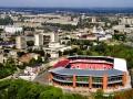 Олимпик сменил домашний стадион