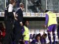 Футболист Фиорентины извинился перед побившим его тренером