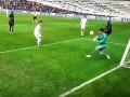 Сын легендарного Зидана испугался мяча в полуфинале Юношеской лиги УЕФА