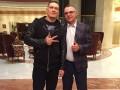 Менеджер Ломаченко объявил о сотрудничестве с Усиком