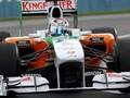 Гран-при Германии: Сутиль выиграл первую практику
