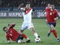 Отбор на Евро-2012: Россия добыла волевую победу над Арменией