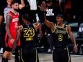 НБА: Милуоки в овертайме обыграл Майами, Хьюстон уступил Лейкерсу