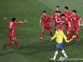 Северокорейский сюрприз. КНДР дала бой Бразилии