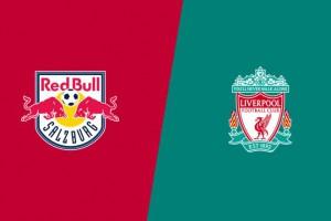 Зальцбург - Ливерпуль: онлайн трансляция матча Лиги чемпионов