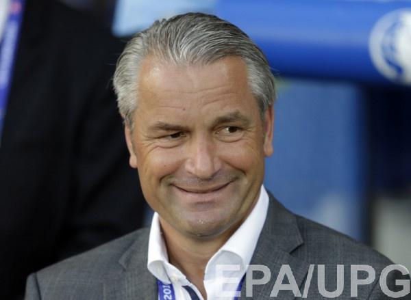 Наставник сборной Венгрии Бернд Шторк