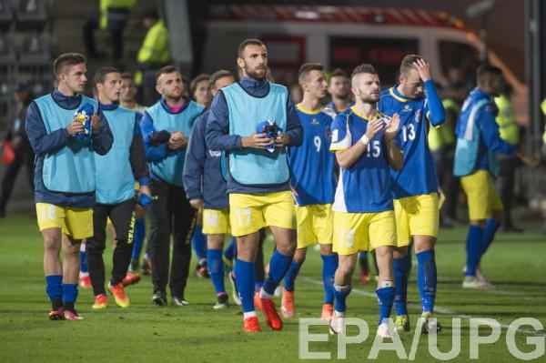 Сборная Косово определилась с составом на Украину