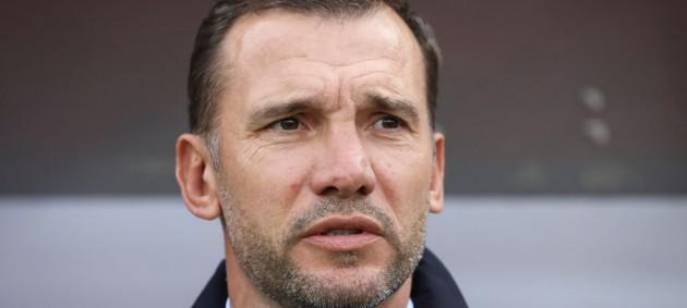 Шевченко огласил расширенный список сборной Украины на матчи Лиги наций