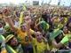 Радость бразильских болельщиков не знает предела