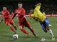 Забег Бастоса контролируют два футболиста КНДР