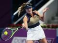 Свитолина уверенно обыграла Дои на турнире в Катаре