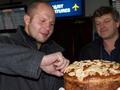 Фотогалерея: Хлеб-соль для Федора Емельяненко