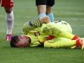 Основной вратарь сборной Польши не сможет сыграть против Украины