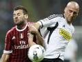 Серия А: Палермо издевается над Лацио, Милан вырывается в лидеры