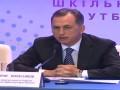 Борис Колесников презентует Школьный кубок - 2012