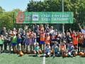 Шахтер запустил бесплатные занятия футболом в девятом по счету городе Украины