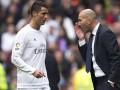 Зидан: Новички не сделают того, что делал Роналду для Реала