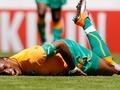 Дрогба выйдет на матч с Португалией в гипсе