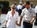 Жену Шумахера шантажировали и угрожали убить ее детей