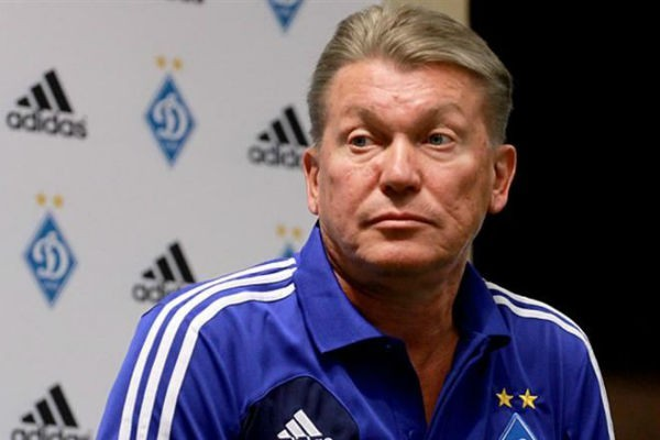 Гецко считает, что Блохин может уйти из Динамо только по собственному желанию