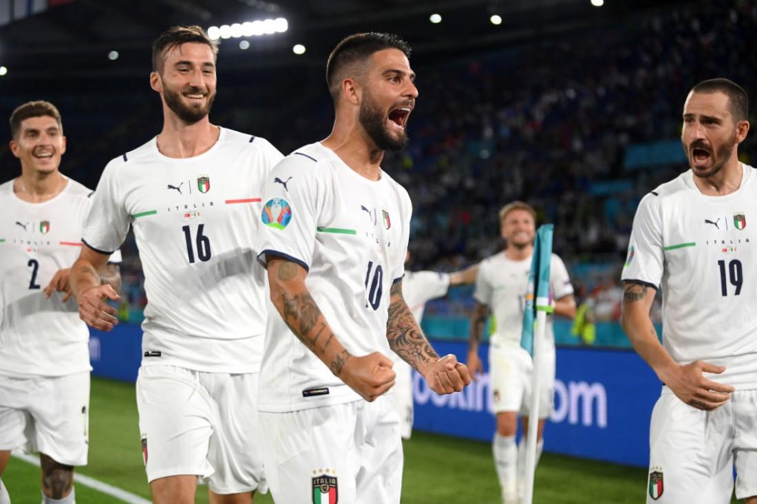 Турция обыграла Италию