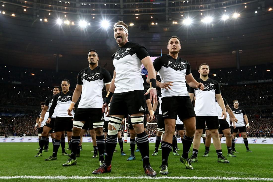 Сборная Новой Зеландии по регби