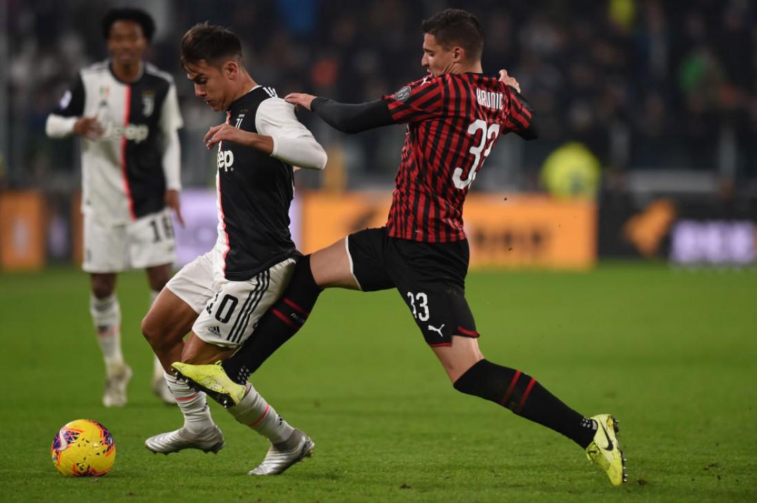 Ювентус победил Милан