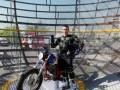 Украинский каскадер побил мировой рекорд, после чего попал в больницу