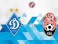 Динамо - Заря: видео онлайн-трансляция матча УПЛ