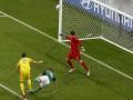 Украина стала третьей командой в истории, которая не забивала на Евро