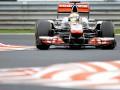Гран-при Венгрии: Хэмилтон выиграл первую практику