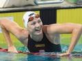 Австралийка установила новый мировой рекорд в плавании на 100 м вольным стилем