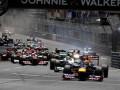 Уэббер выиграл Гран-при Монако
