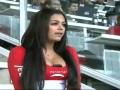 Женские переживания. Известная модель поддерживает сборную Парагвая на Кубке Америки