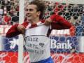 Звезду Атлетико оштрафовали за поздравление девушки