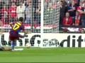 Педро открывает счет в финале Лиги Чемпионов
