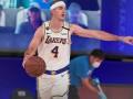 НБА: Лейкерс разобрался с Вашингтоном, Милуоки уступил Новому Орлеану