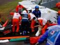 Пилот Формулы-1 получил повреждение головного мозга после аварии