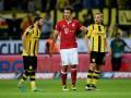 Бавария впервые за три года уступила во владении мячом
