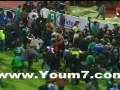 Кровавая бойня. Массовая драка после матча в Египте