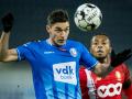 Яремчук получил красную карточку в матче чемпионата Бельгии