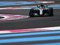 Хэмилтон стал только 12-м в третьей практике на Гран-при Франции