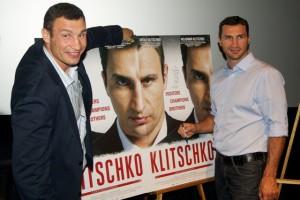 Братья Кличко не получили статуэтку Эмми за фильм о себе