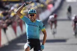 Тур де Франс: Фраиле стал победителем 14-го этапа