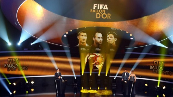 FIFA огласила тройку претендентов на Золотой мяч