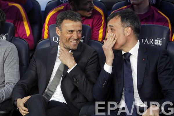 Луис Энрике уверен, что Барселона способно удержать лидерство в чемпионате