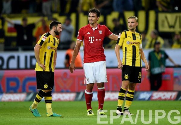 Бавария впервые за три года меньше владела мячом